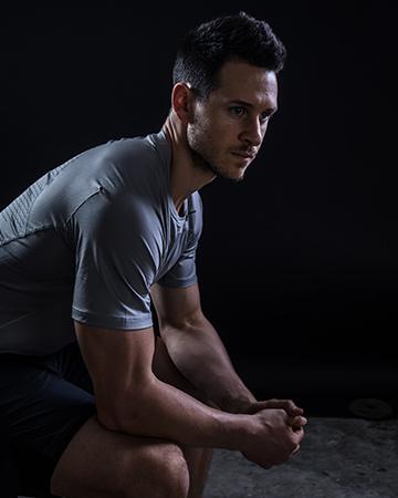 Aidan Sydney fitness model