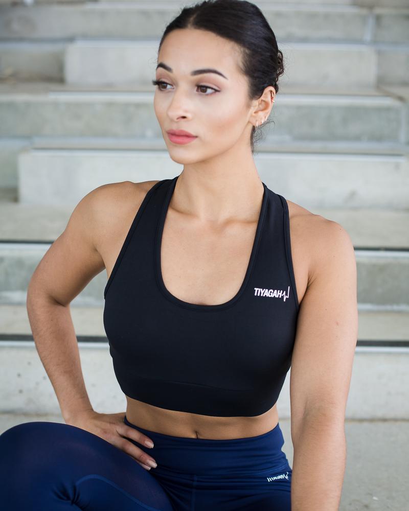Brenice Melbourne's female elite fitness model
