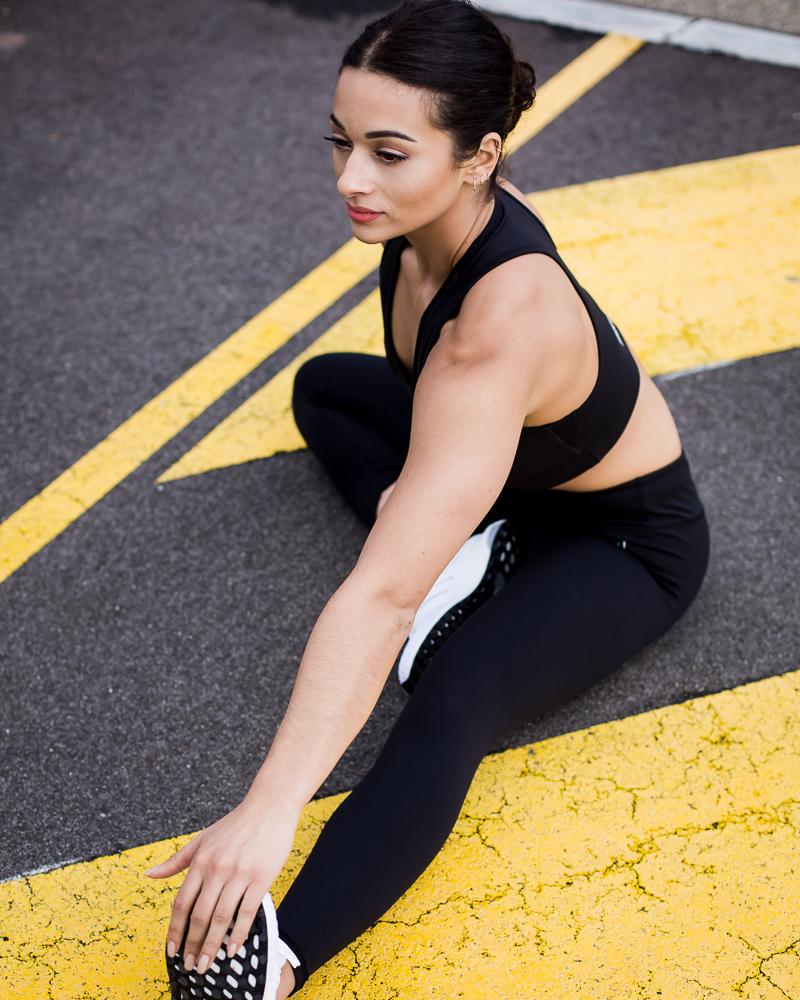 Brenice stretching