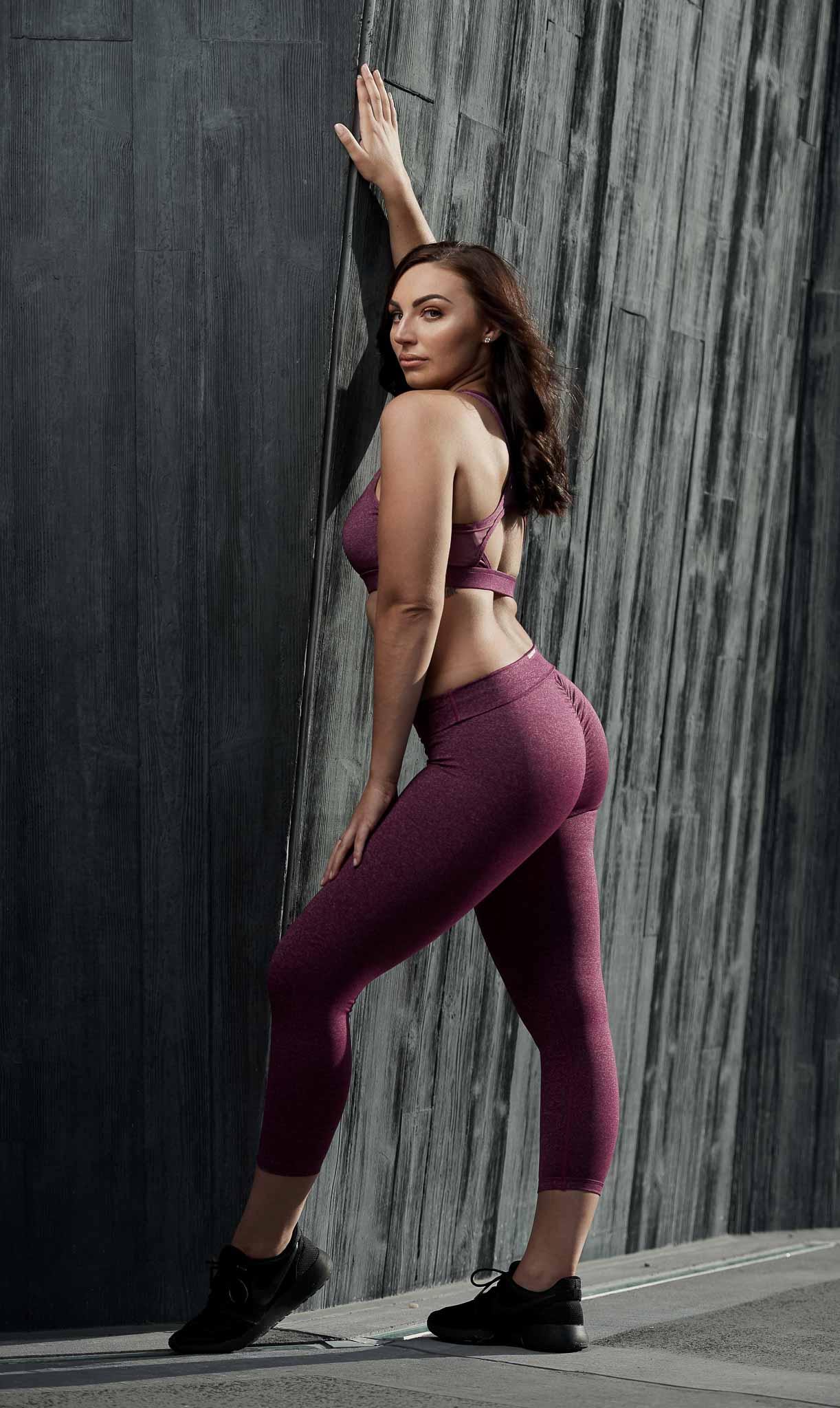 Brihannan Brisbane's female fitness talent