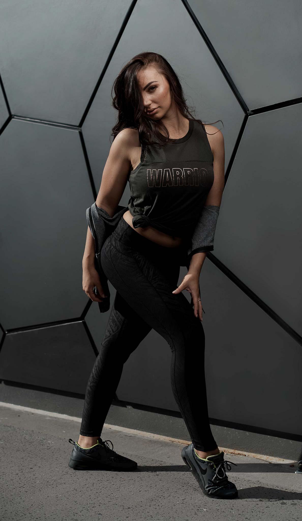 Brihannan Gold Coast fitness model