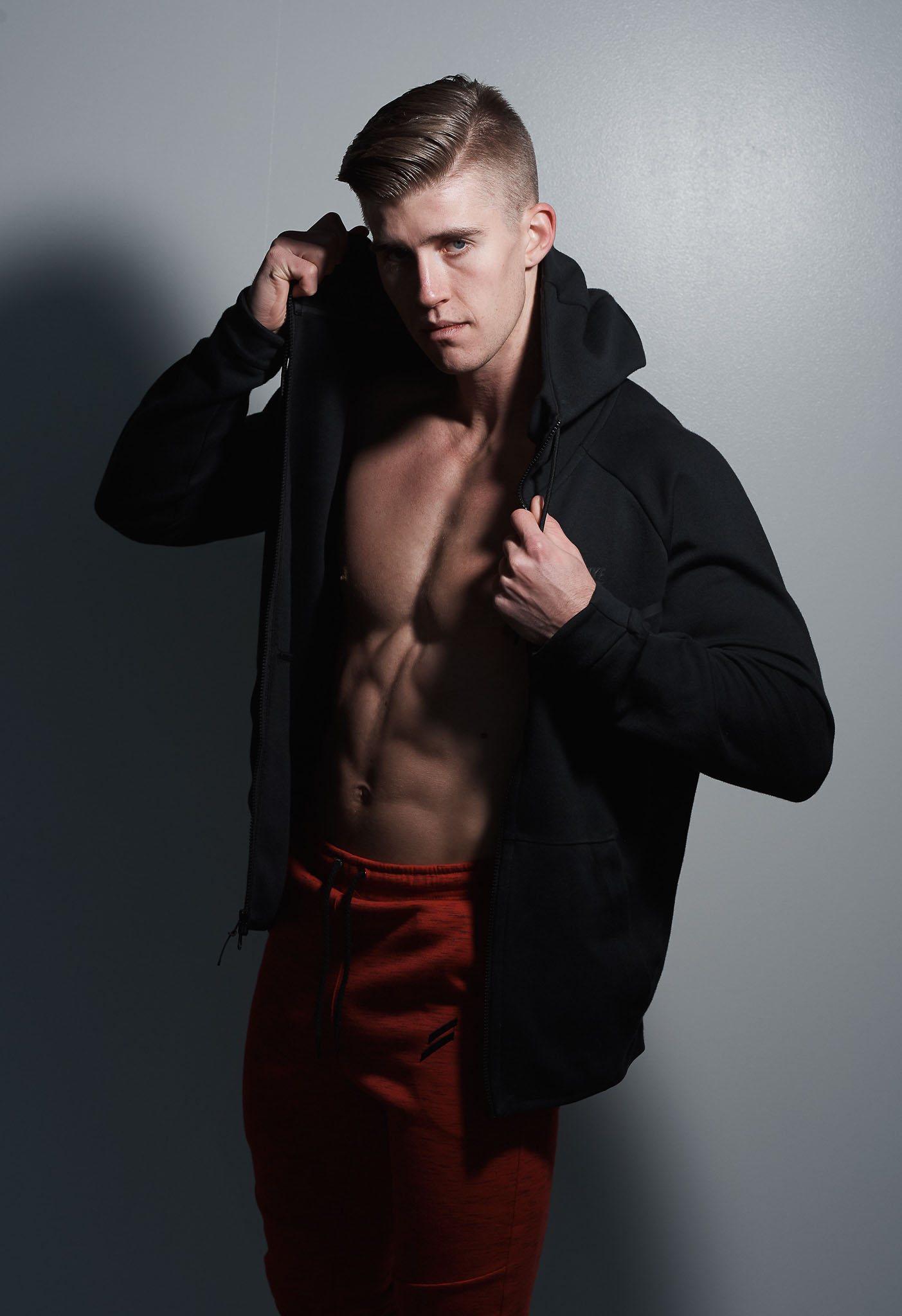 Callum Melbourne male fitness model