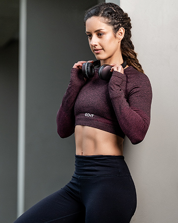 Cassandra Melbourne's fitness model