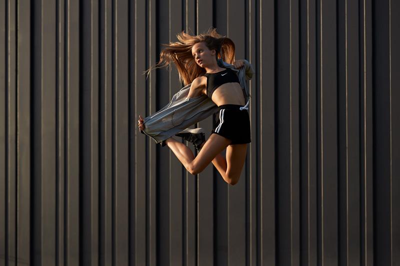 Gege Queensland's teen fitness model
