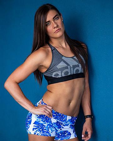 Georgia B Melbourne's all-round athlete