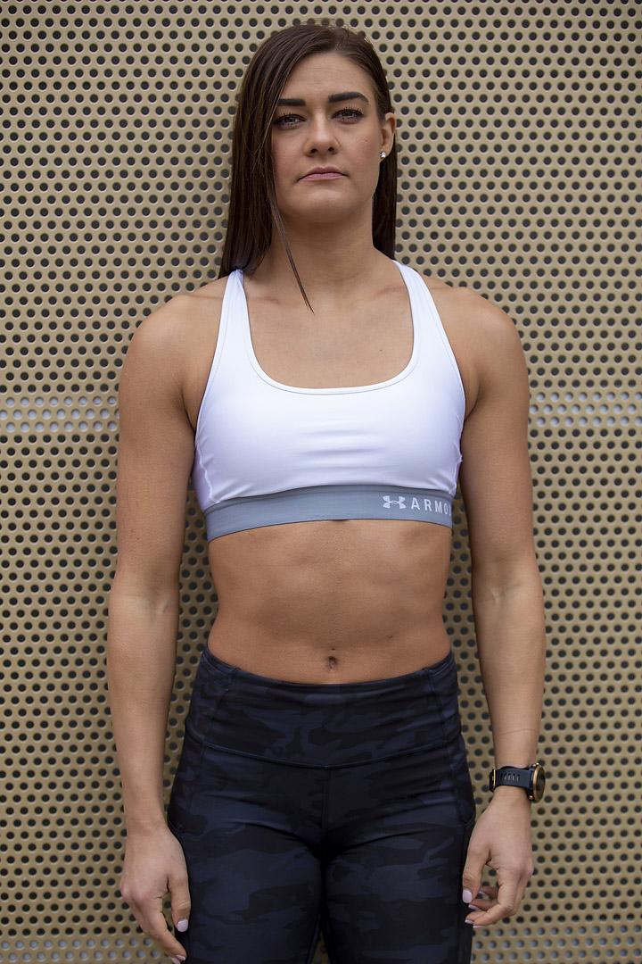 Georgia B front Polaroid