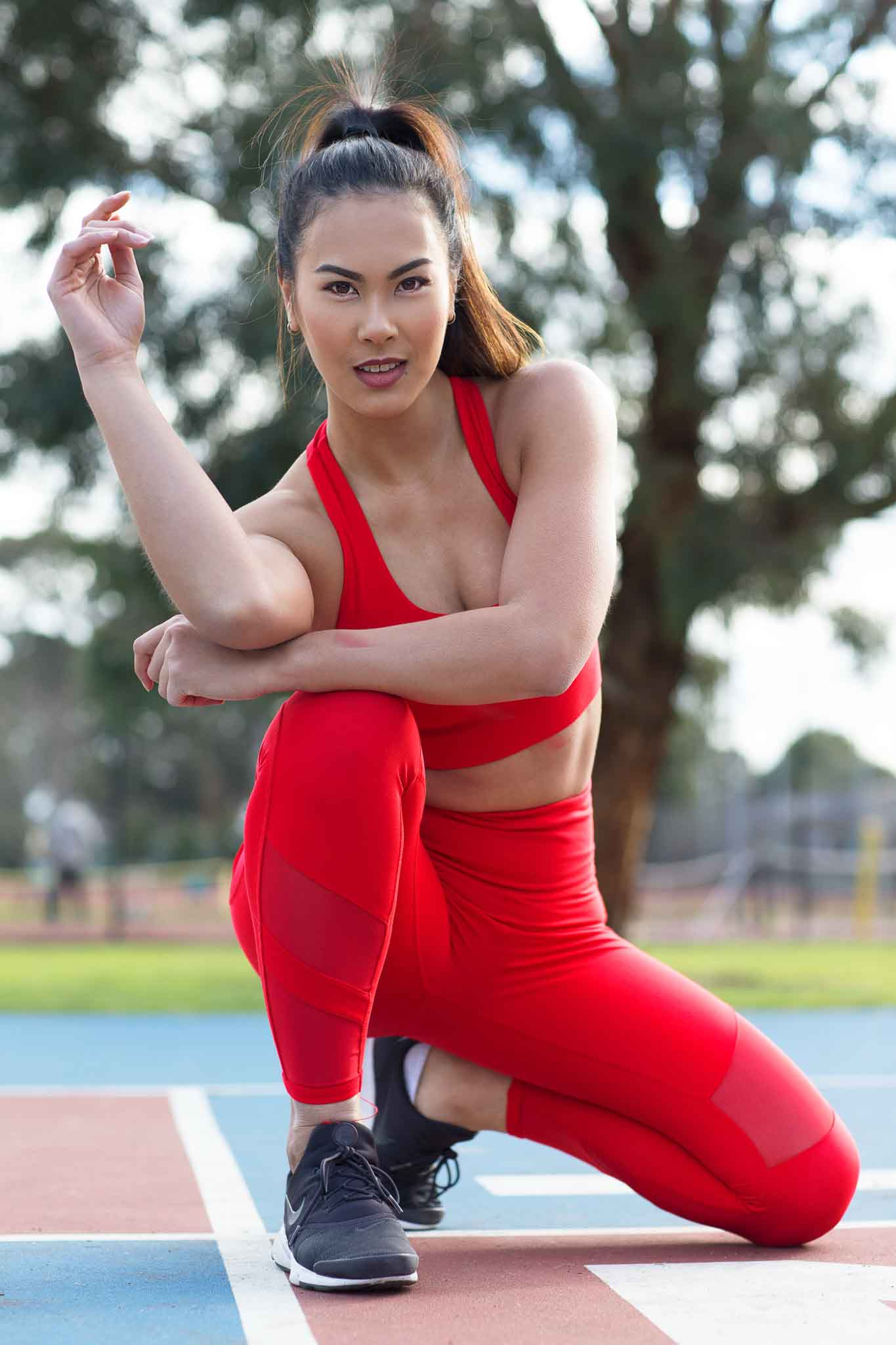 Gladysha Melbourne Fitness model featuring in Stop it I like it fitness campaign shoot.jpg