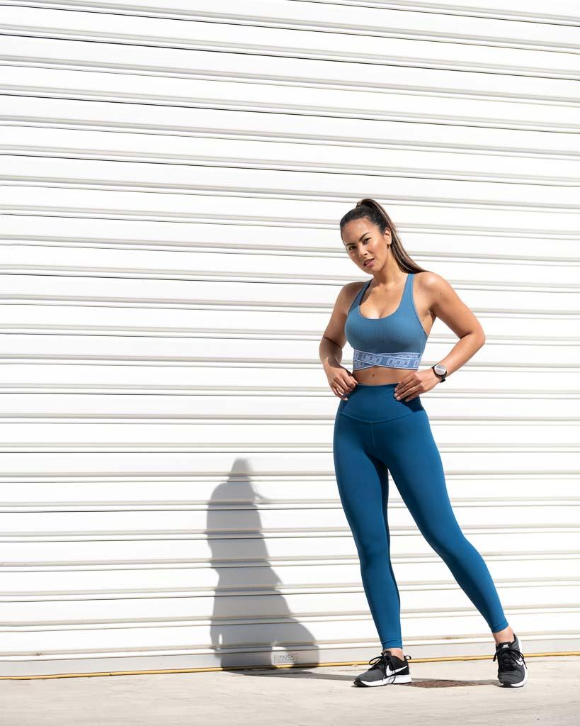 Gladysha melbounes euro asian female fitness model
