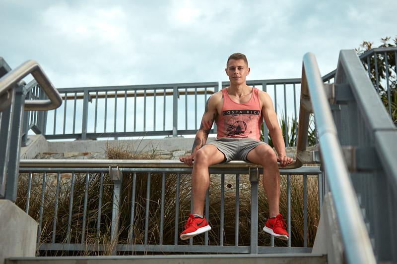Gold Coast fitness model elite athlete