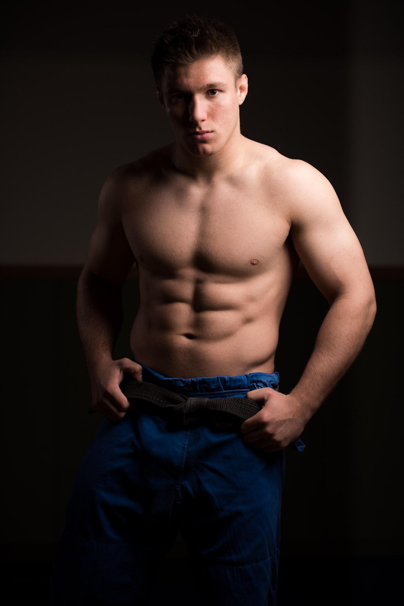 Harrison Melbourne's fitness models