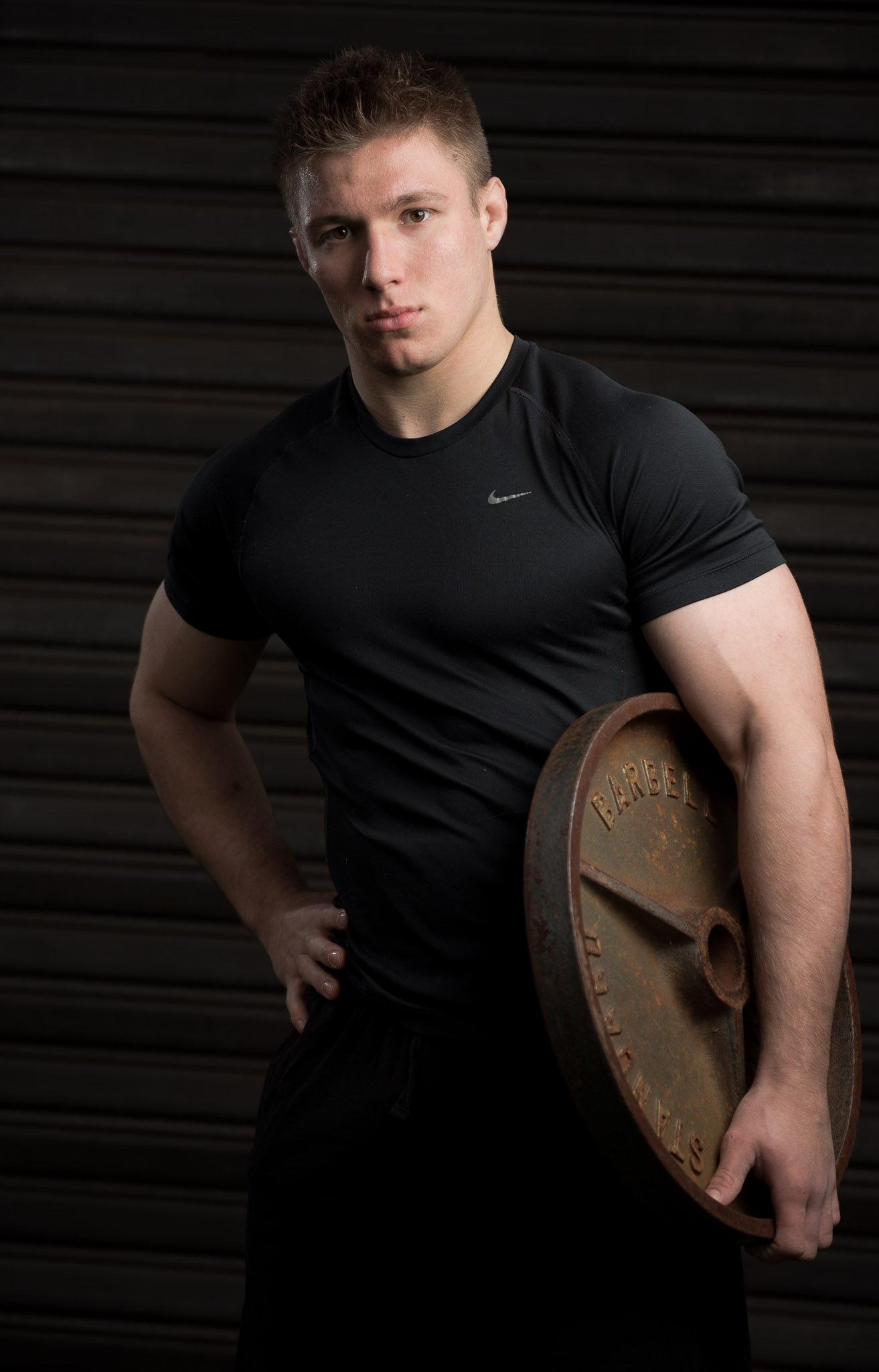 Harrison Melbourne's judo and fitness model