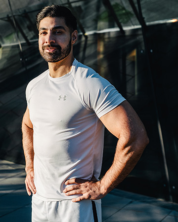 Hash Melbourne's Arabic fitness model