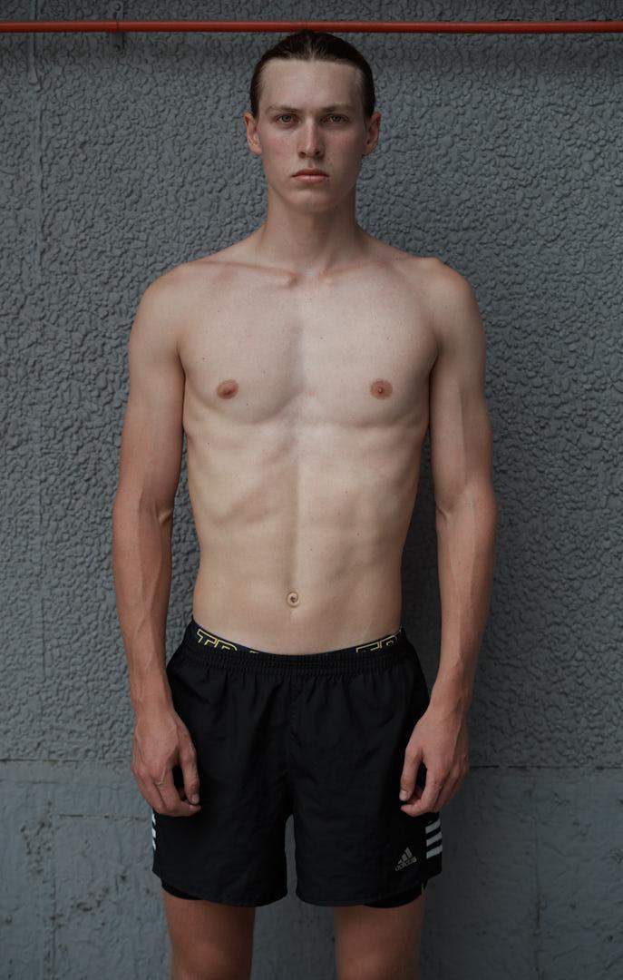 Jacob front Polaroid