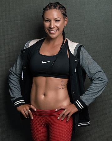 Janey Gold Coast female fitness model