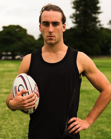 Jared Sydney's rugby male talent