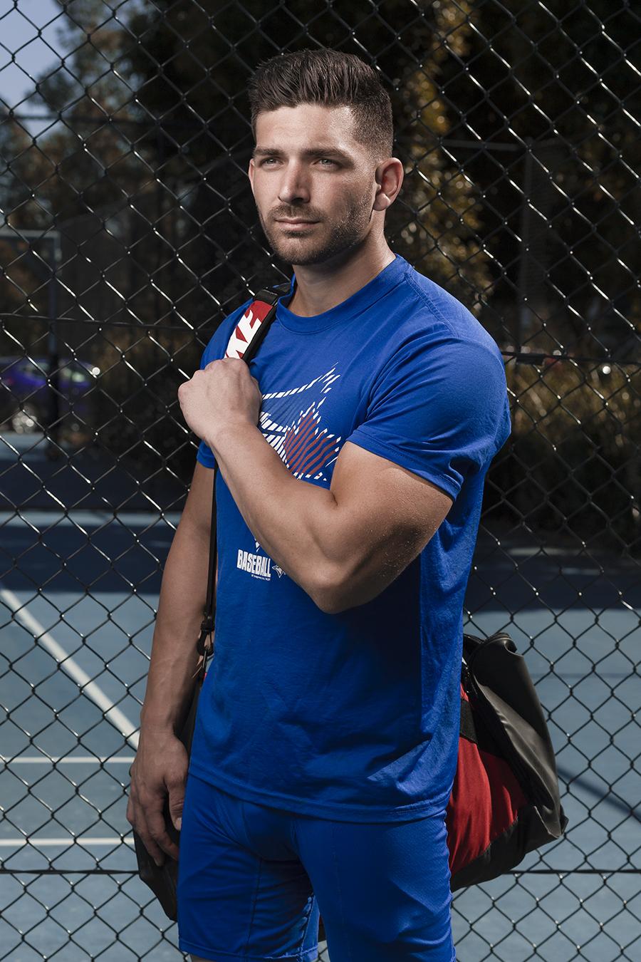 John Perth boxing fitness model