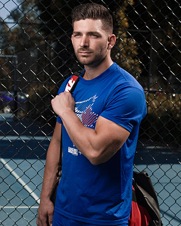 Jon Perth's male fitness model
