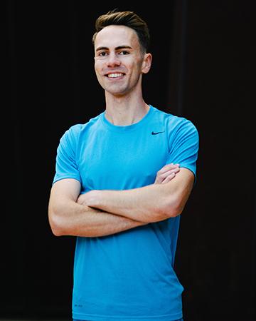 Luke M Australia's national level hurdle specialist