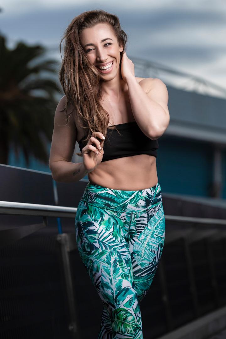 Morgana Melbourne's female Italian model