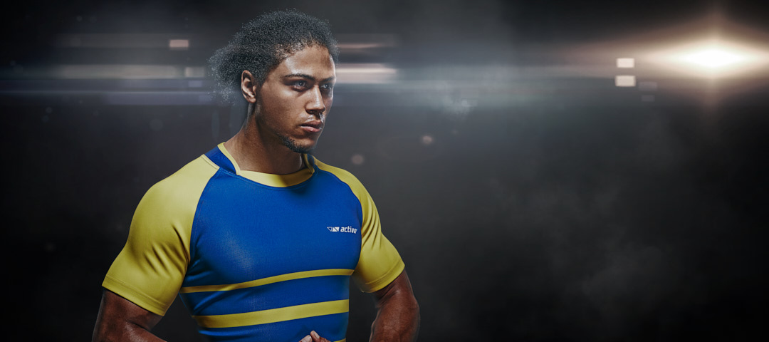 Ossie main featured campaign shot for bison
