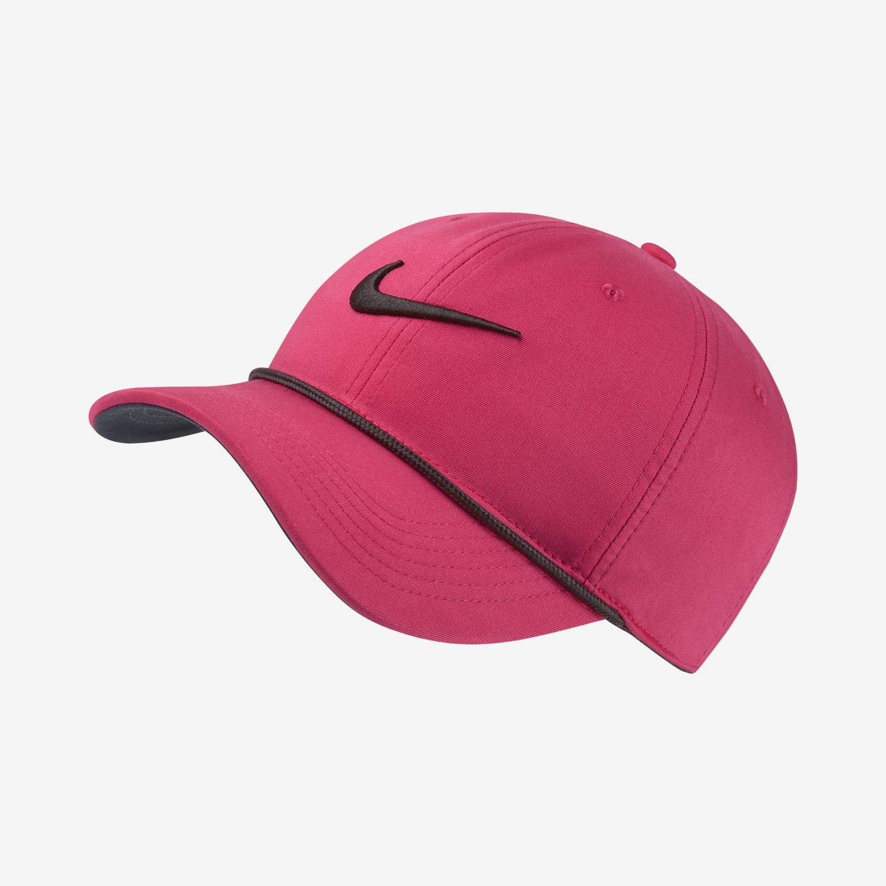 Pink Nike Snapback