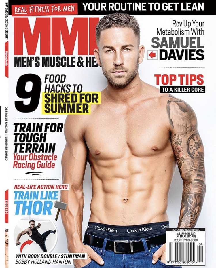 Samuel Davies MMH Cover