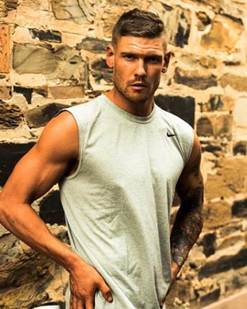 Thomas Adelaides male fitness model