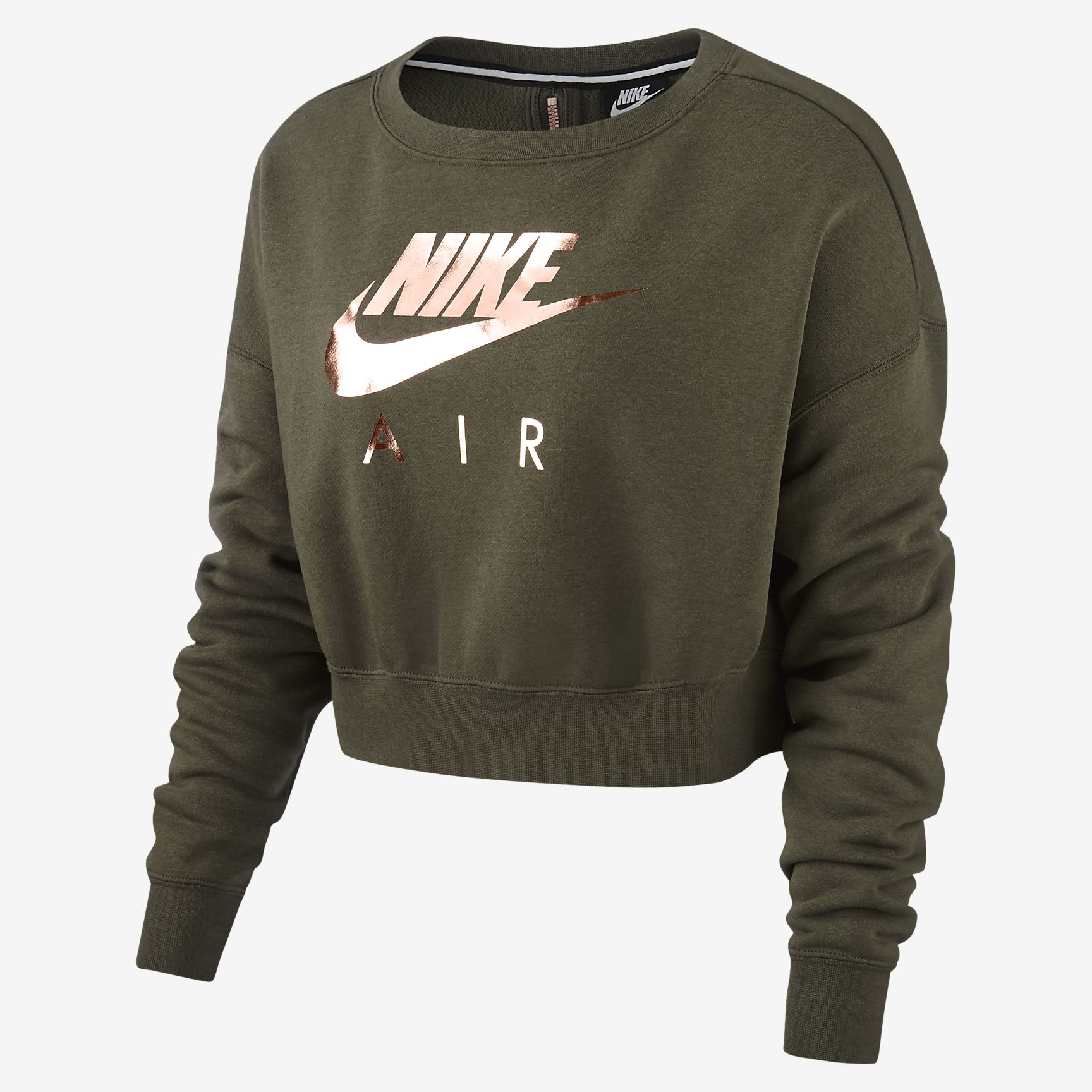 nike air rally crew neck jumper