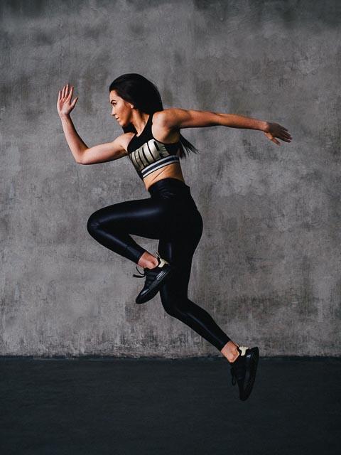 Deborah Asian Melbourne elite female Fitness Model