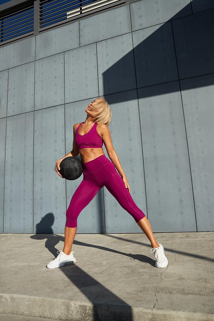 Gold Coast fitness model Alexandra