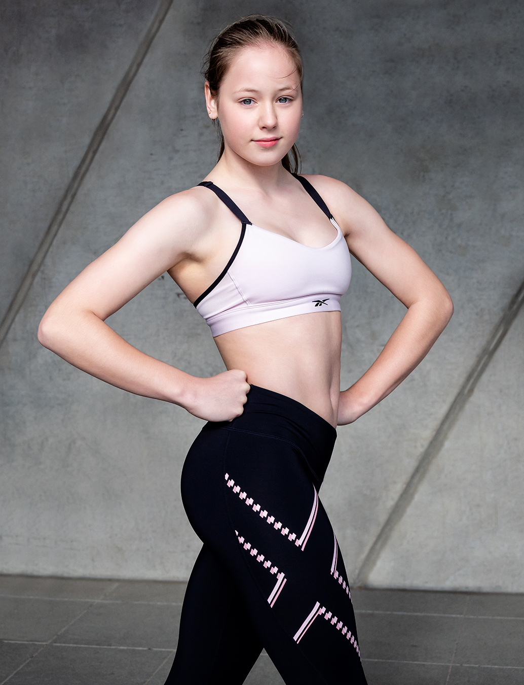 Melbournes Elite Fitness Teen Model Alyssa