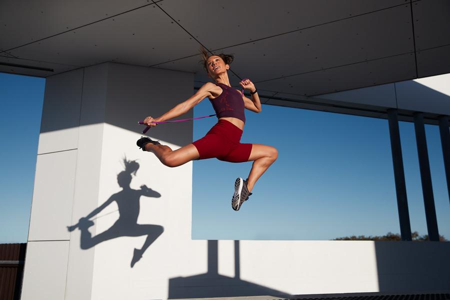 Aiko Queenslands fitness model