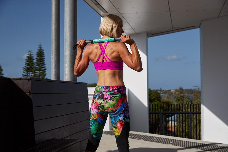 Belinda Queenslands mature female fitness model