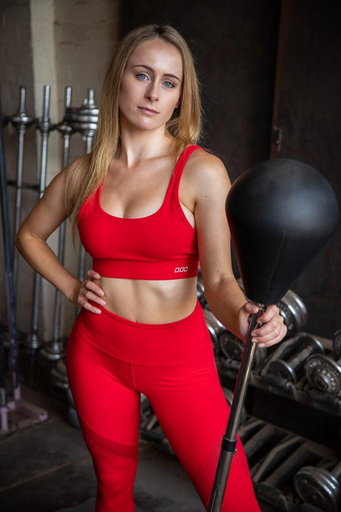 Melbourne fitness model dancer