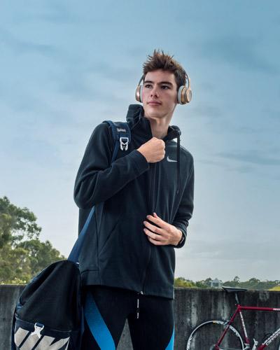 Flynn Sydney elite 1500 meter runner nike campaign
