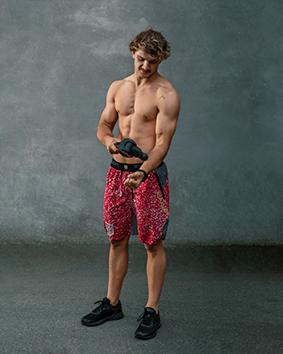 Jake NSW super ninja warrior star crossfit trainer 1
