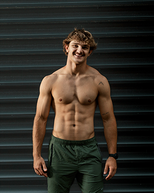 Jake NSW super ninja warrior star ripped 1